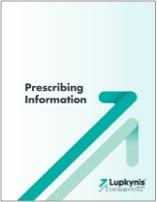 Reader-friendly Prescribing Information
